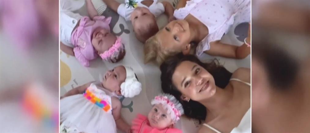 Πολύτεκνη οικογένεια έχει βάλει στόχο να αποκτήσει 100 παιδιά! (βίντεο)