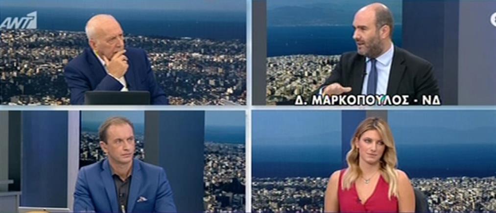 Μαρκόπουλος στον ΑΝΤ1 για προανακριτική: Ο ΣΥΡΙΖΑ έστησε παγίδα για να ακυρώσει τη διαδικασία (βίντεο)