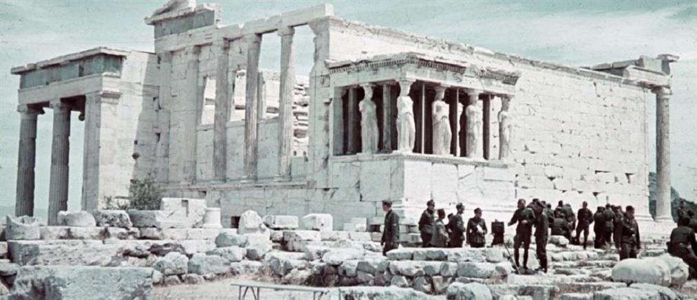 SZ: ο ρόλος Γερμανών αρχαιολόγων στην Ελλάδα επί Κατοχής