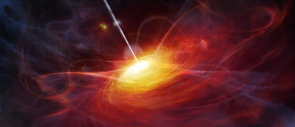 Το πρώτο τετραπλό υπέρλαμπρο κβάζαρ και οι πιο «αφράτοι» γαλαξίες