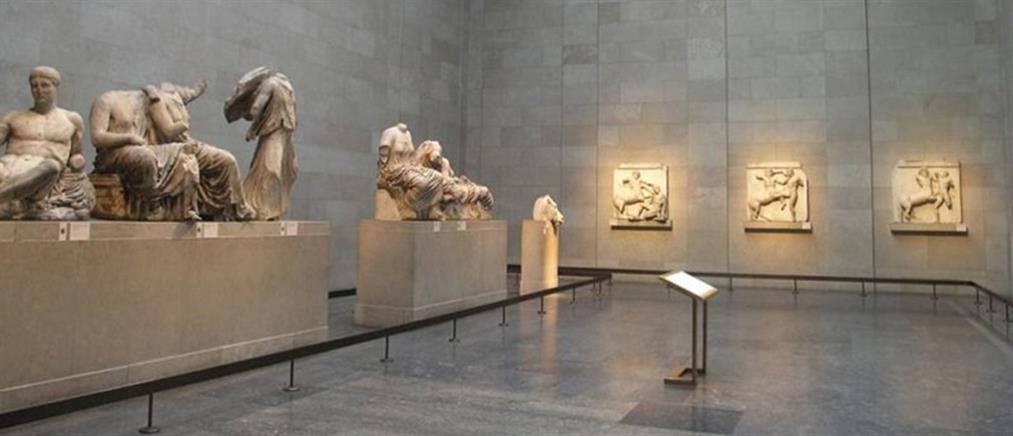 Μενδώνη: προσβάλει την Ελλάδα ο διευθυντής του Βρετανικού μουσείου