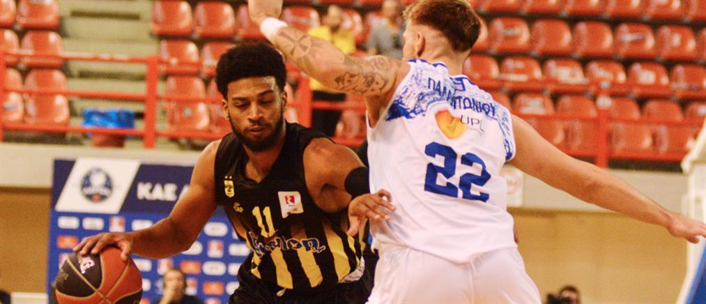 Ιστορική νίκη της Λάρισας στην Basket League