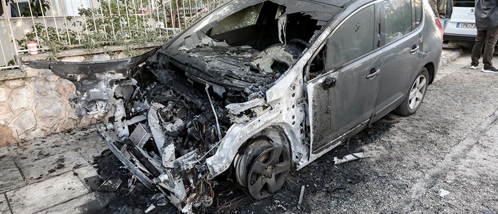 Έκαψαν το αυτοκίνητο της διευθύντριας του Ψυχιατρείου Φυλακών Κορυδαλλού