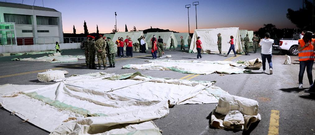 Σεισμός στην Κρήτη: Δύσκολη νύχτα στα χωριά που επλήγησαν (βίντεο)