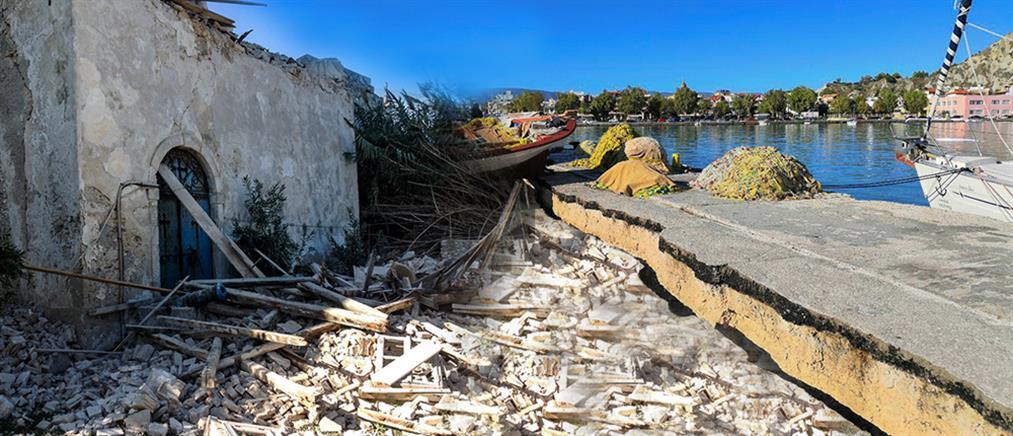 Ζάκυνθος: δεκάδες σπίτια κρίθηκαν ως μη κατοικήσιμα μετά το σεισμό