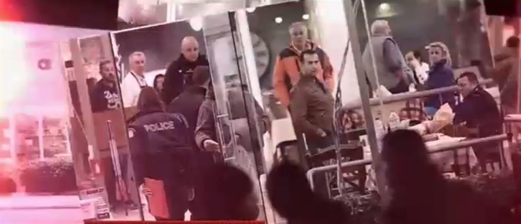 """Το παρελθόν των νεκρών στην Βάρη """"ξεψαχνίζουν"""" οι αστυνομικοί (βίντεο)"""