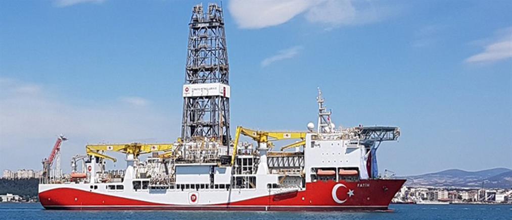 """Τούρκος Υπουργός Ενέργειας: ο """"Πορθητής"""" ξεκίνησε τη γεώτρηση"""