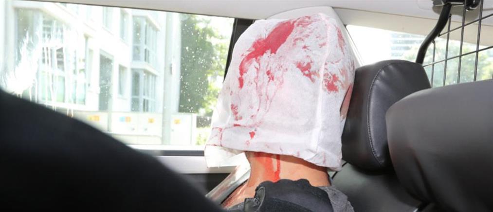 Φανατικός ισλαμιστής ο δράστης της επίθεσης με μαχαίρι στο Αμβούργο