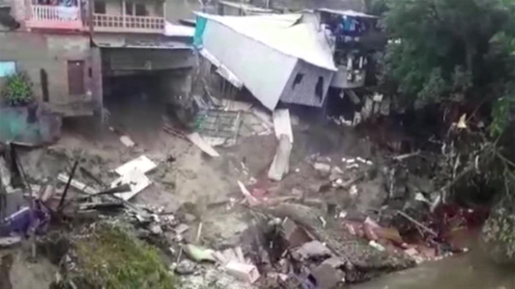 Νεκροί από το πέρασμα της καταιγίδας Αμάντα στο Ελ Σαλβαδόρ