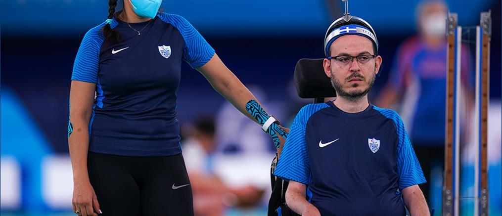 Παραολυμπιακοί Αγώνες - Μπότσια: Χάλκινο μετάλλιο για την Ελλάδα