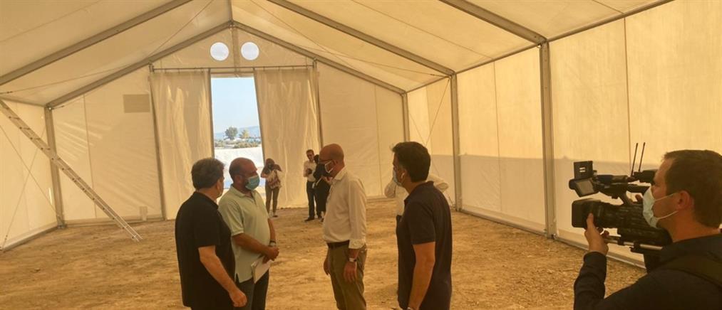 Σαρλ Μισέλ: ευρωπαϊκή πρόκληση η καλύτερη φύλαξη των συνόρων  (εικόνες)
