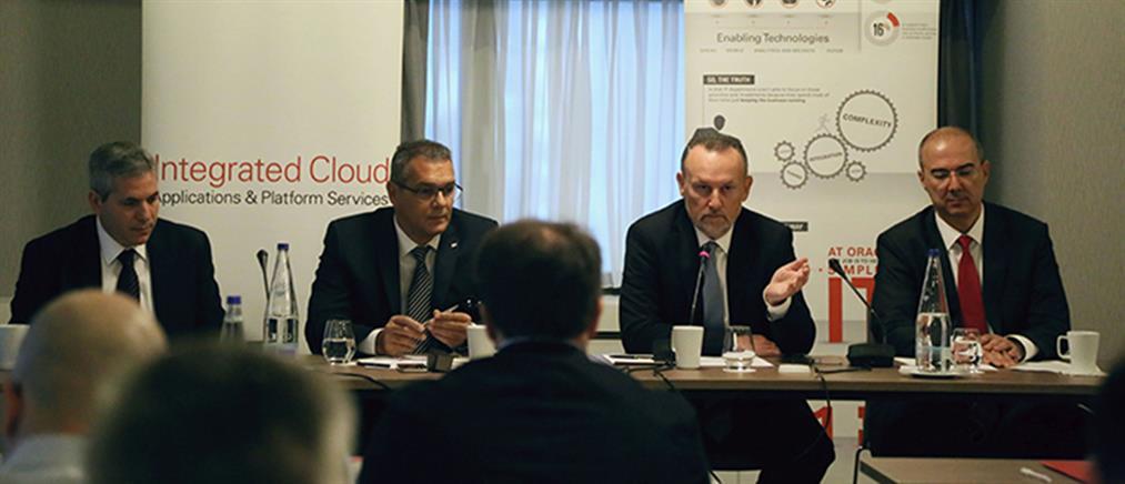 Στην υψηλή τεχνολογική εξειδίκευση των Ελλήνων επενδύει η Oracle