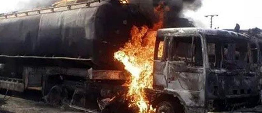 Σουδάν: Τουλάχιστον 150 νεκροί από έκρηξη βυτιοφόρου