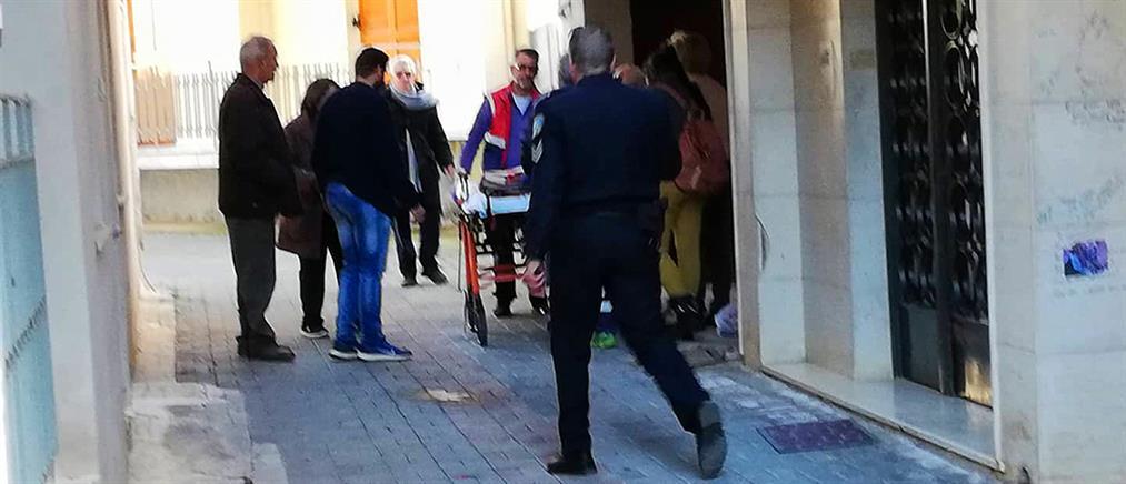 Θρίλερ στο Άργος: τη μαχαίρωσε στο κέντρο της πόλης
