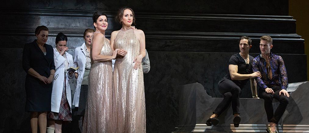 """The Met: Live in HD"": πρεμιέρα για την όπερα ""Αγριππίνα"" (εικόνες)"