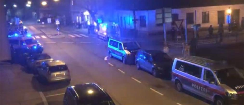 Αιματηρή επίθεση σε εκκλησία στην Βιέννη