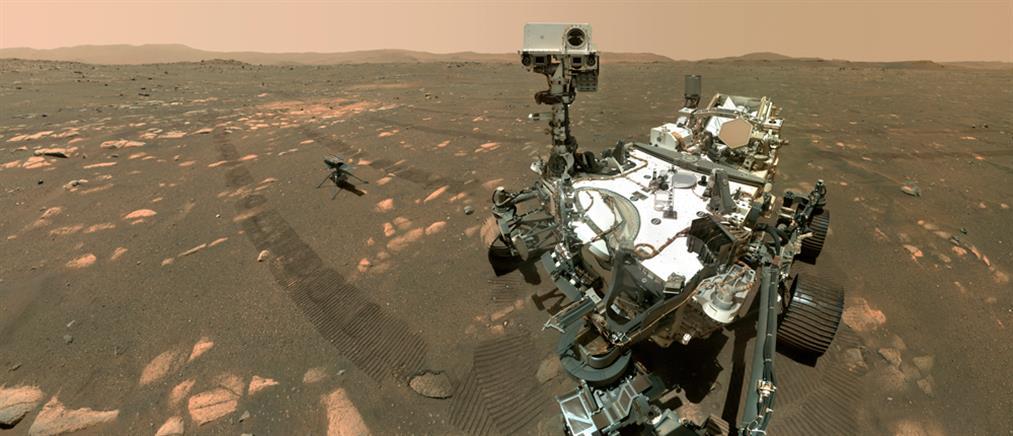 Ιστορική πρωτιά: το Perseverance της NASA παρήγαγε οξυγόνο στον Άρη