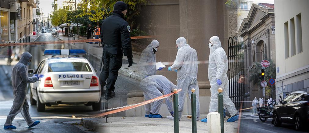 Έκρηξη στο Κολωνάκι: στο υλικό από τις κάμερες ασφαλείας ψάχνουν τους δράστες