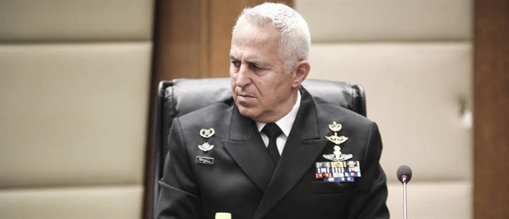 Νέος Υπουργός Άμυνας ο Αρχηγός ΓΕΕΘΑ, Ευάγγελος Αποστολάκης