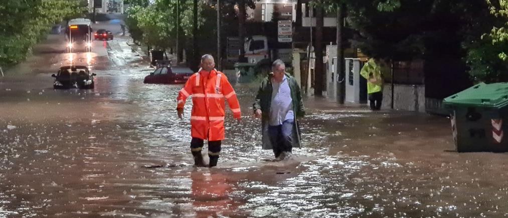 """""""Ιανός"""" - Θεοδωρικάκος: οικονομική βοήθεια στους πληγέντες ΟΤΑ"""