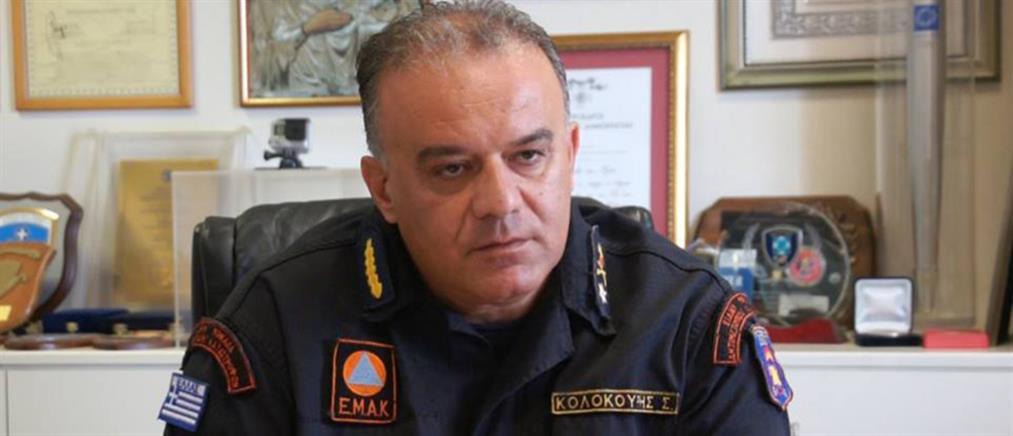 Νέος αρχηγός στο Πυροσβεστικό Σώμα με απόφαση ΚΥΣΕΑ