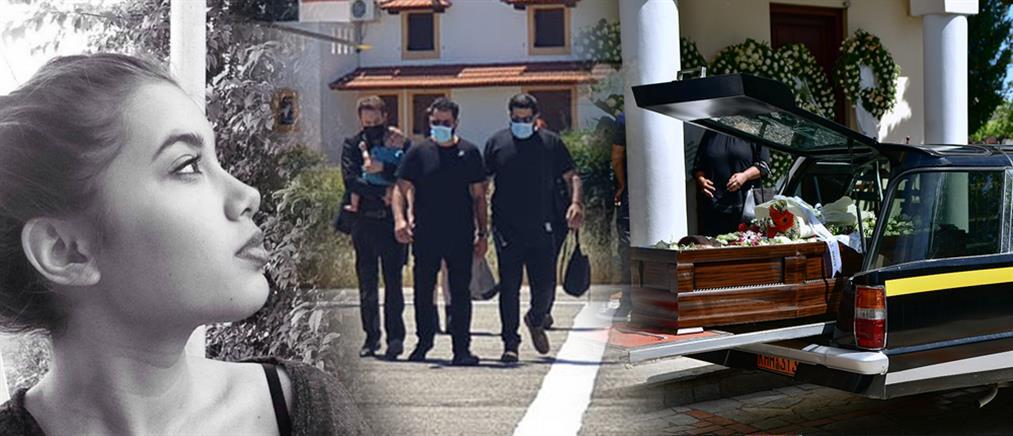 Δολοφονία στα Γλυκά Νερά: Σπαραγμός στην κηδεία της Καρολάιν (εικόνες)