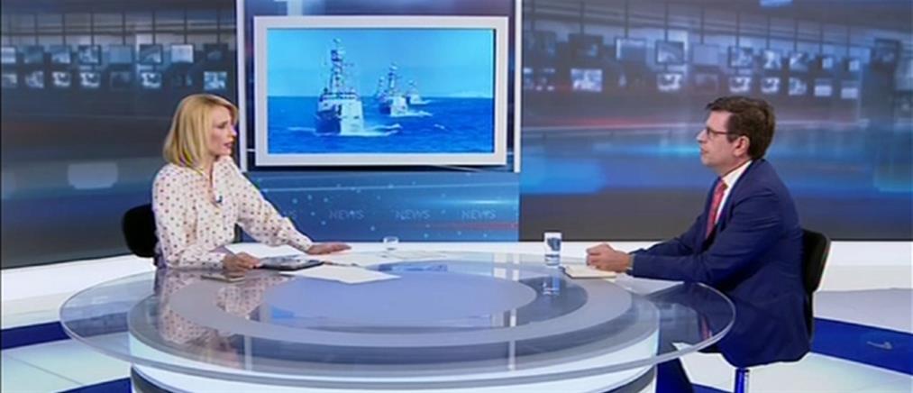 Καιρίδης στον ΑΝΤ1: Η αποφασιστικότητα της Ελλάδας ενεργοποίησε τους εταίρους μας (βίντεο)