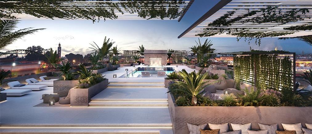 Αυτό είναι το νέο ξενοδοχείο του Ρονάλντο (εικόνες)