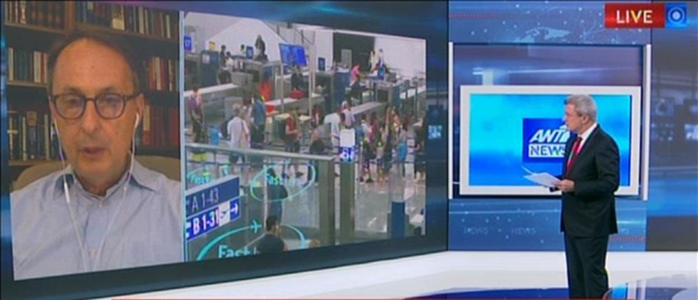 Κορονοϊός - Σύψας: Έκκληση μέσω ΑΝΤ1για τήρηση των μέτρων με θρησκευτική ευλάβεια (βίντεο)