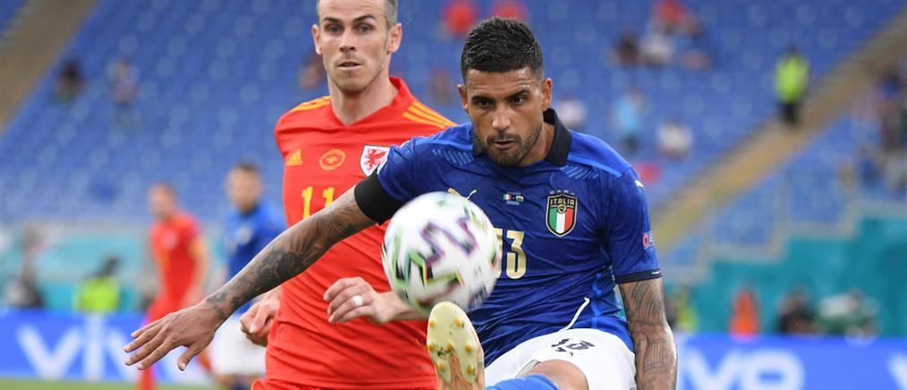 Euro 2020: Η Ιταλία του Μαντσίνι ισοφάρισε ρεκόρ 82 χρόνων