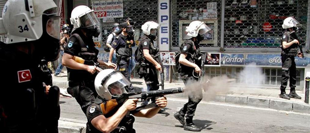 Πέθανε 64χρονη που είχε τραυματιστεί σε διαδήλωση στην Τουρκία
