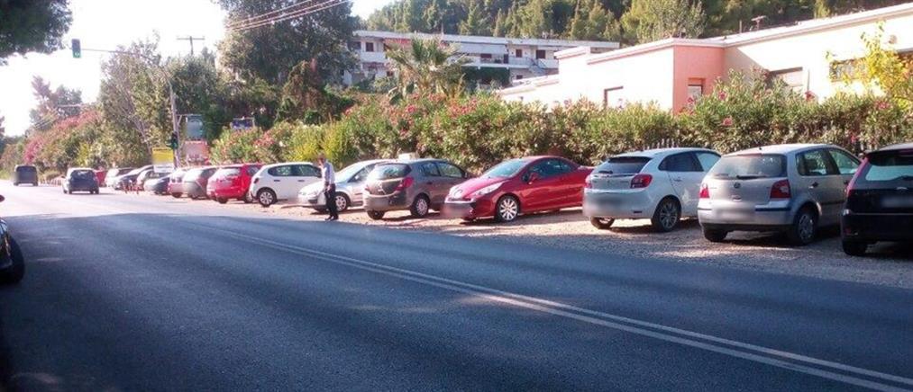Τροχαίο με εγκατάλειψη: έκκληση της Αστυνομίας για μάρτυρες (εικόνες)