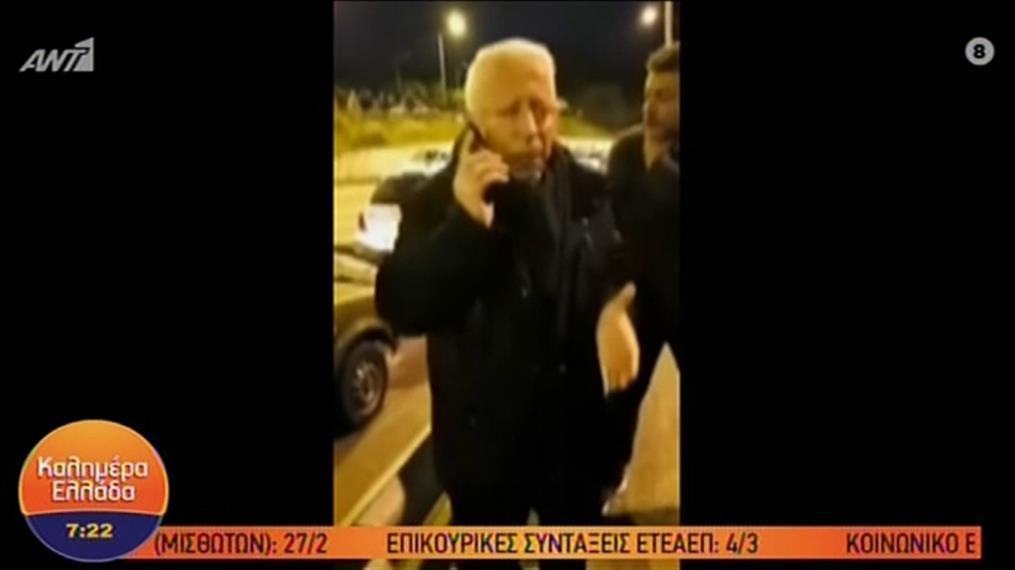 Το βίντεο Μουτζούρη που έκαψε τη συνάντηση με τον Πρωθυπουργό