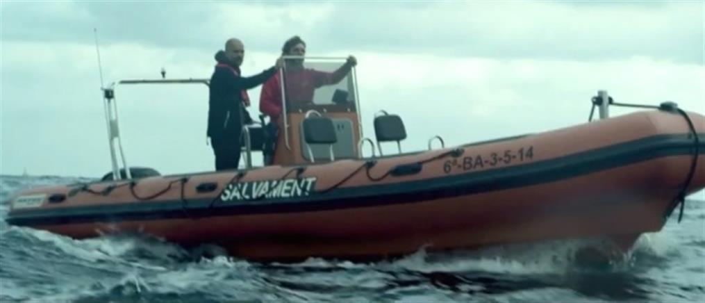 Ο Πεπ Γκουαρντιόλα σε σκάφος για τη διάσωση προσφύγων (Βίντεο)