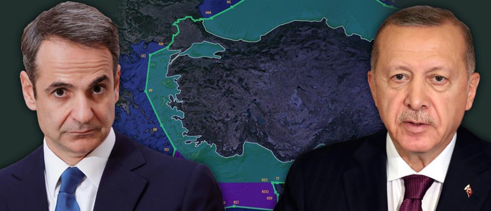 Μητσοτάκης στην Süddeutsche Zeitung: ο Ερντογάν πρέπει να ρίξει τους τόνους