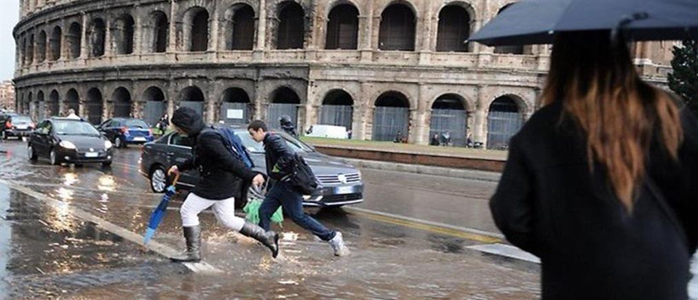 Διέλυσε την Ιταλία, η κακοκαιρία που θα πλήξει και την χώρα μας