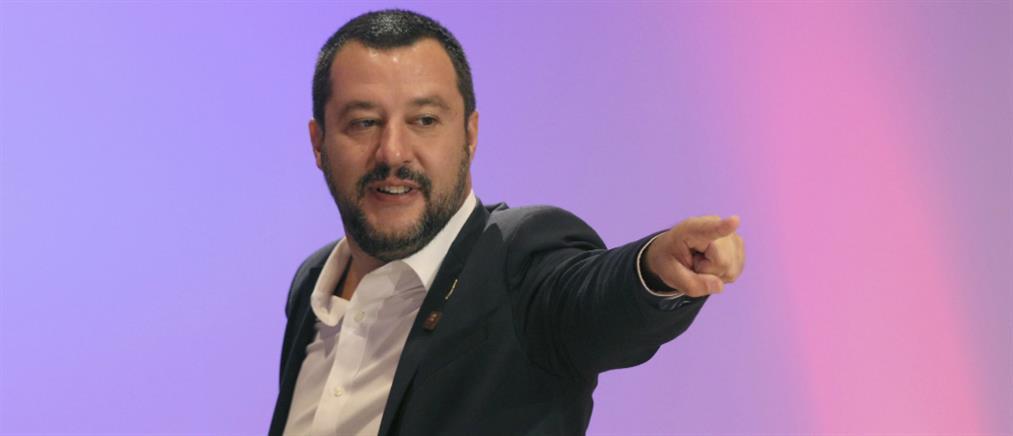 Ιταλία: ο Σαλβίνι ρίχνει την Κυβέρνηση
