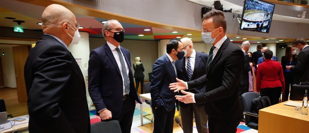 Συμβούλιο Ευρωπαίων ΥΠΕΞ στις Βρυξέλλες