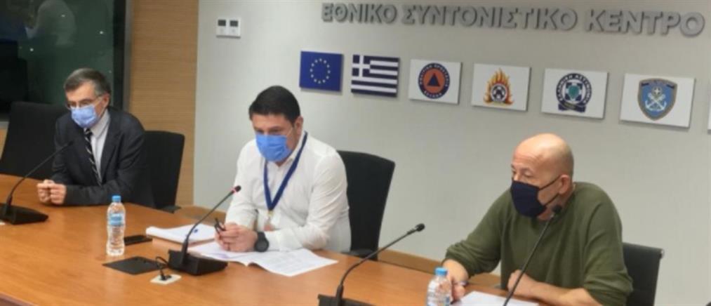"""Κορονοϊός - ΓΓΠΠ: """"Συναγερμός"""" για 6 νομούς  της Βόρειας Ελλάδας"""