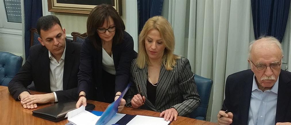 Υπογραφή Πλαισίου Συνεργασίας μεταξύ Περιφέρειας Αττικής και ΥΠΕΘΑ