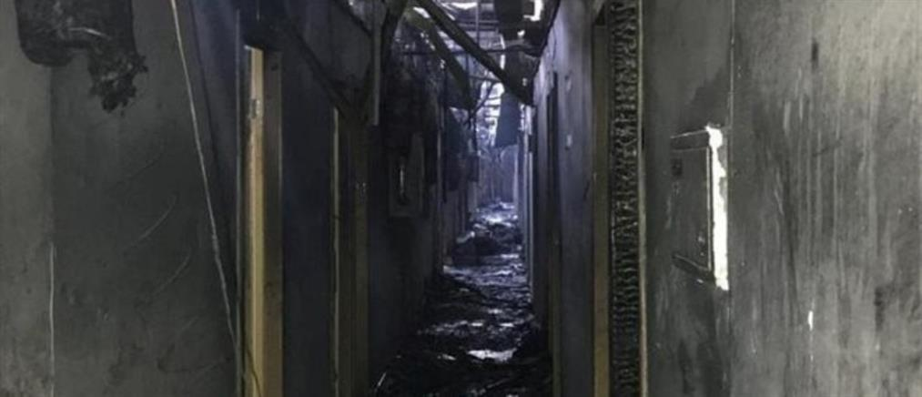 Φονική πυρκαγιά σε ξενοδοχείο