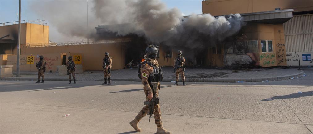 Ιράκ: Ρουκέτες στην Πρεσβεία των ΗΠΑ