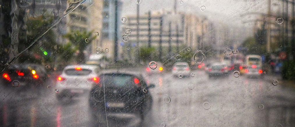 Καιρός: ισχυρές βροχές και τοπικές καταιγίδες την Τρίτη