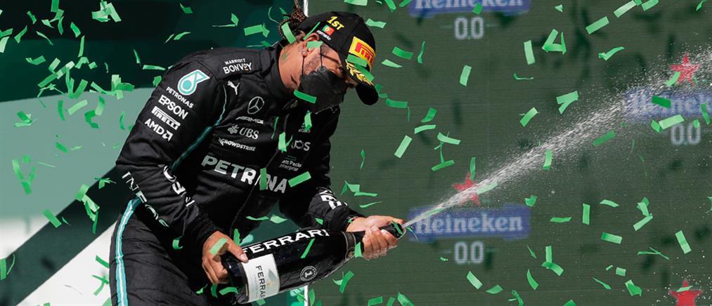 Γκραν Πρι Βαρκελώνης - Χάμιλτον: pole position και φοβερό ρεκόρ!