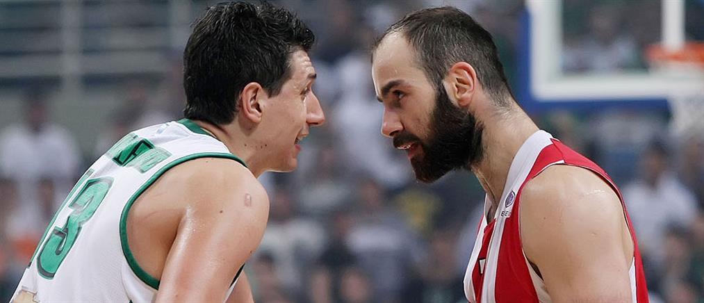 Eurobasket: δυο Έλληνες στην κορυφαία πεντάδα της τελευταίας εικοσαετίας!