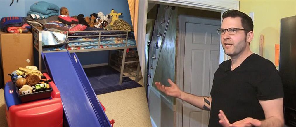 Οι διαρρήκτες του καθάρισαν το σπίτι (εικόνες)