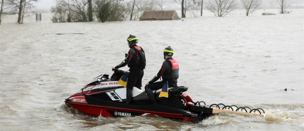 """""""Βούλιαξαν"""" Ισπανία και Πορτογαλία από τις πλημμύρες (εικόνες)"""