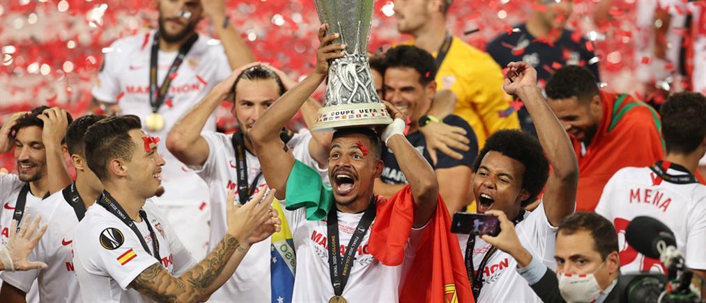 Europa League: Σήκωσε την κούπα η Σεβίλλη