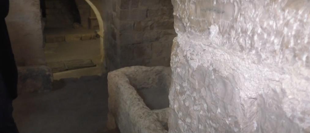 Βρέθηκε το σπίτι του Χριστού στη Ναζαρέτ;