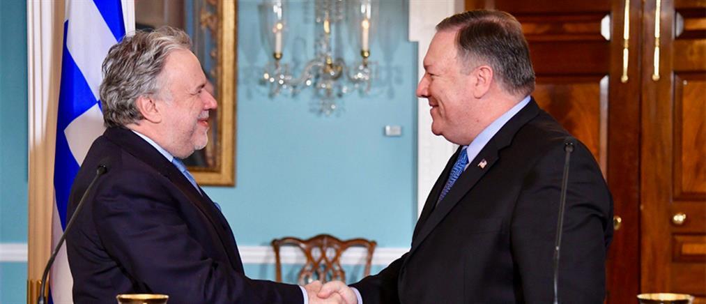 Κατρούγκαλος : Σημαντική επιτυχία ο στρατηγικός διάλογος ΗΠΑ- Ελλάδας